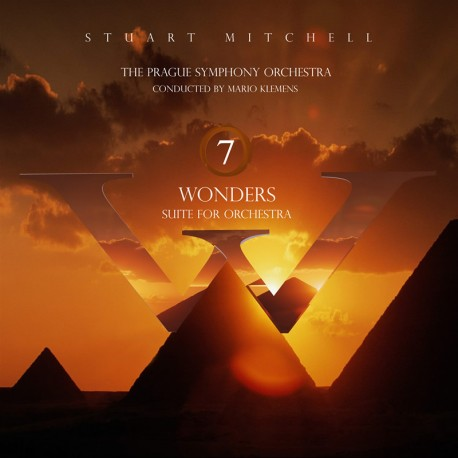 Seven Wonders Suite for Orchestra - Full Score