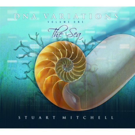 DNA Variations I - The Sea - mp3 Download - Stuart Mitchell Music Store