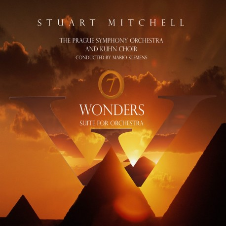 Seven Wonders Suite for Orchestra - mp3 Download